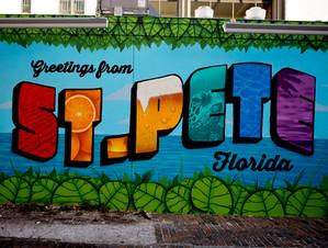 On the Road: St. Petersburg, FL