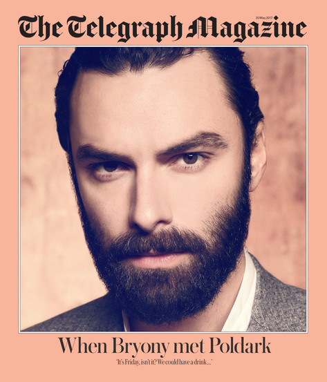 Aidan Turner | The Telegraph Magazine