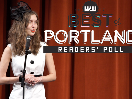Portland's Best Storyteller... AGAIN?