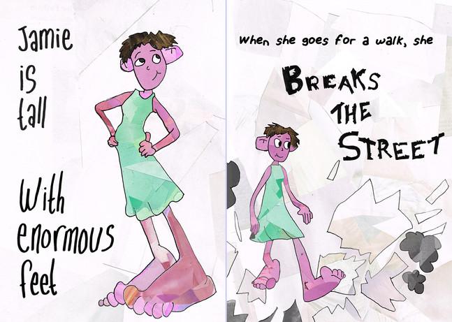Children's book idea, continued