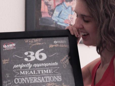 36 Conversations Summer Performance Retrospective