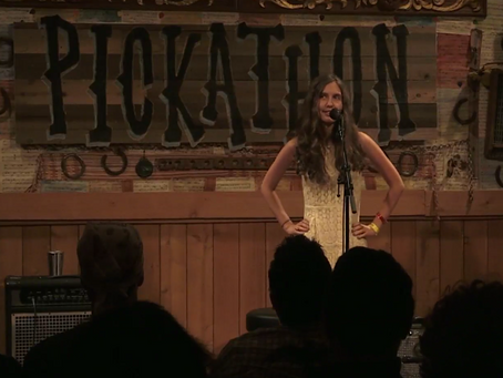 This Weekend I'm Performing at Pickathon!