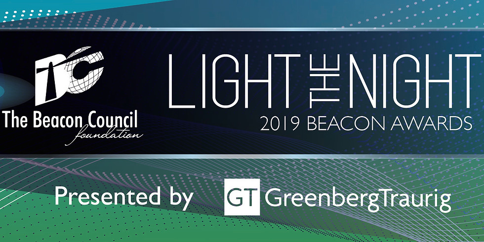 Light the Night: 2019 Beacon Awards