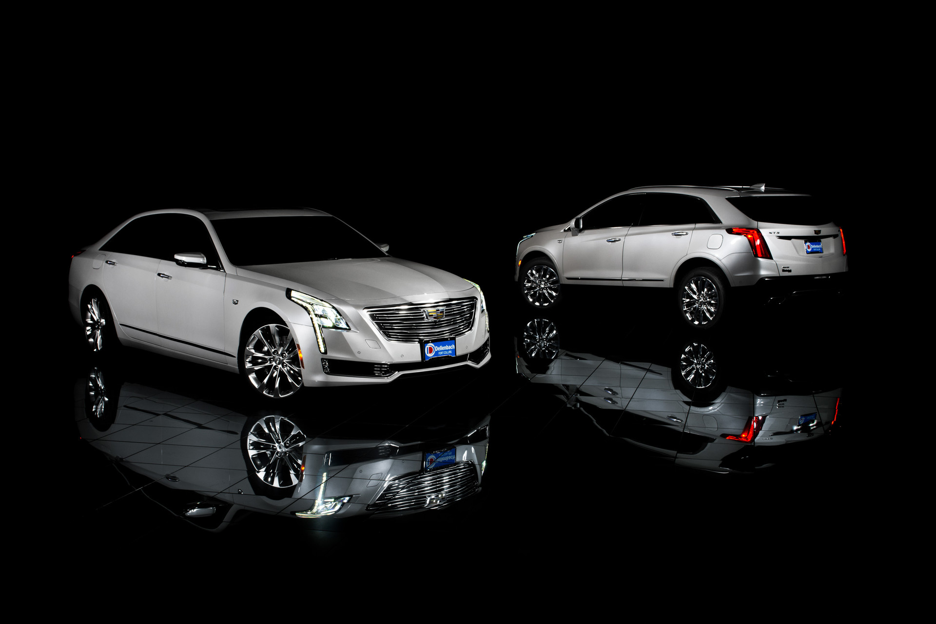 CT6 and XT5