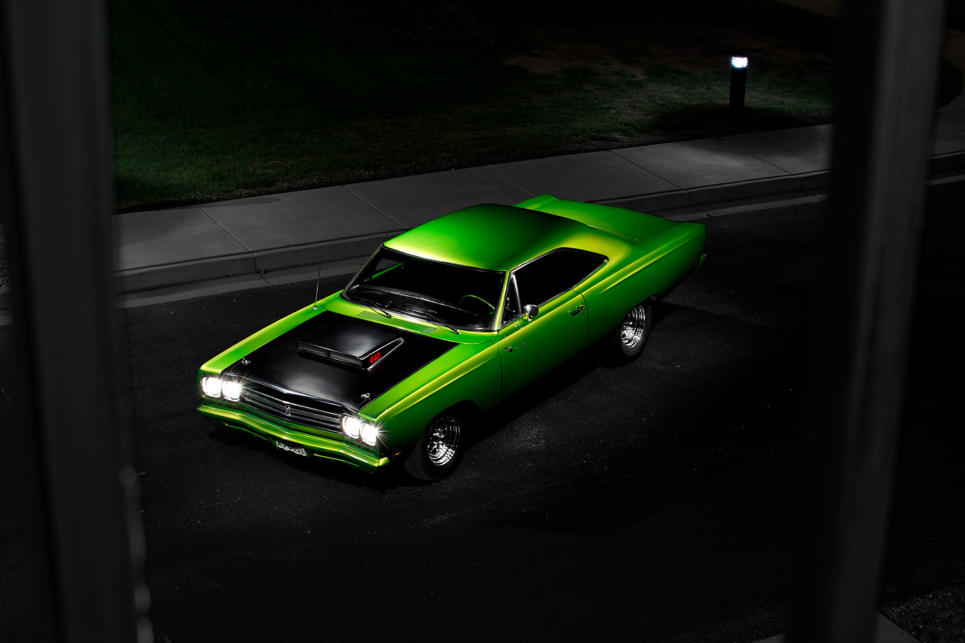 1970 Playmouth Road Runner