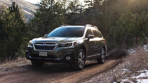 Subaru Outback & Ascent