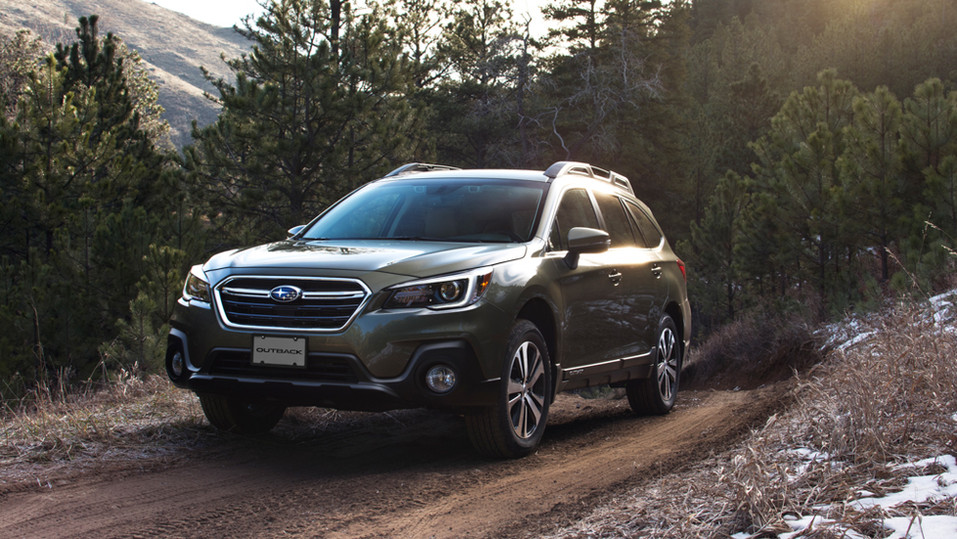 Subaru Outback & Ascent