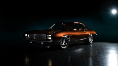 Custom 1969 Camaro