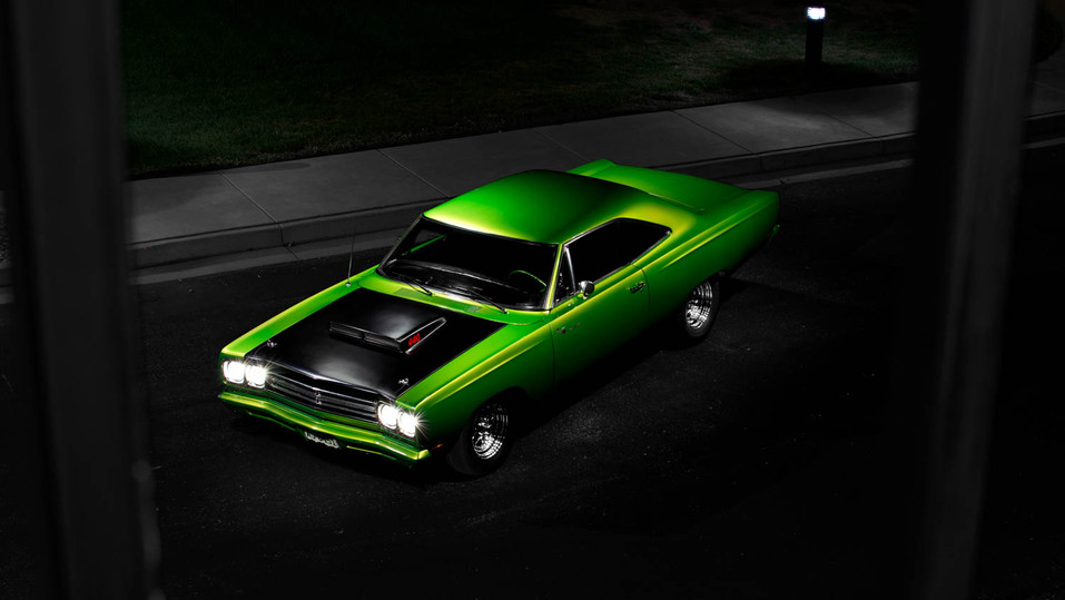 1970 - Plymouth Road Runner