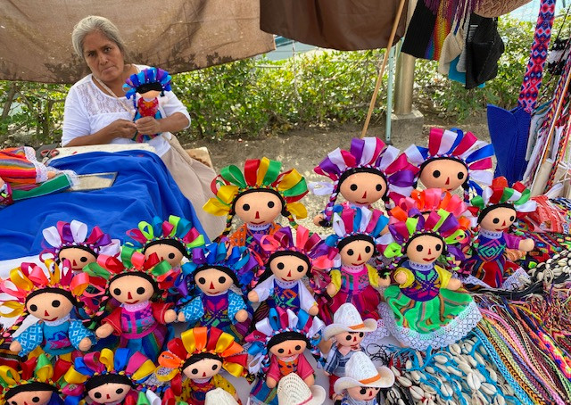 Folk Dolls and Fun Gifts