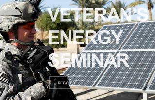 Veteran's Energy Seminar