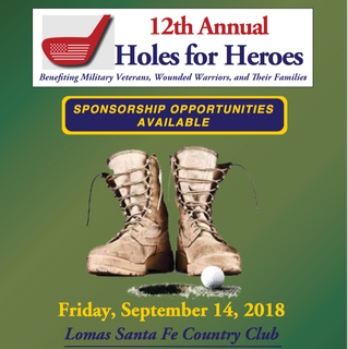 Great Event - Holes For Heroes