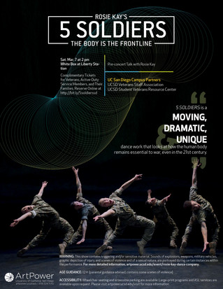 5 SOLDIERS