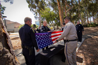 9/11 Memorial Ceremony at UCSD