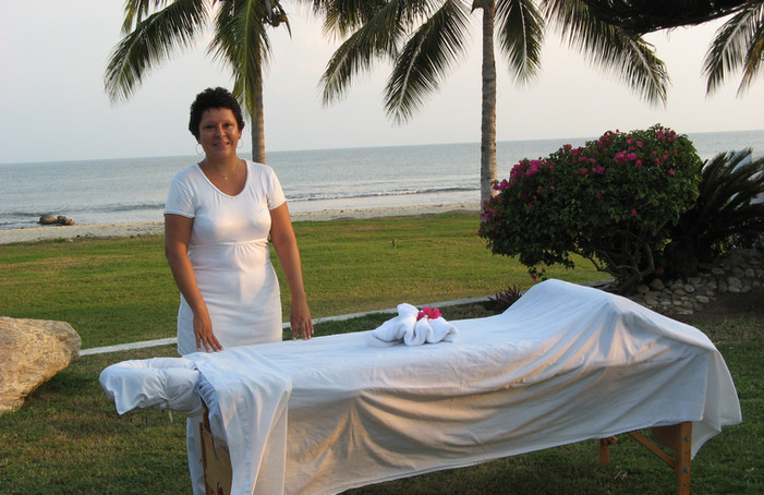 At-Home Massage