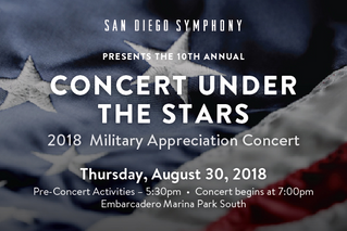 Free symphony concert for Veterans!