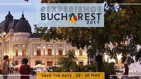 Experience Bucharest: Contest for Facebook and Instagram fans!