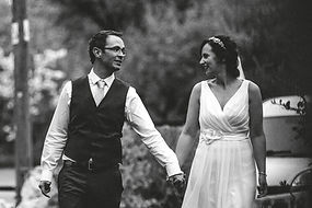 Anna Marie Photography | Wedding Photography | bride and groom romantic shot