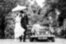 Anna Marie Photography | Wedding Photography | vintage wedding car
