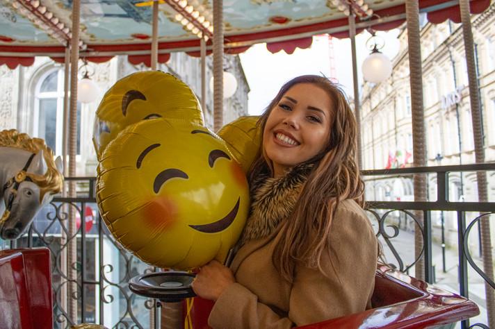 Hayley Goes Happy   BBC