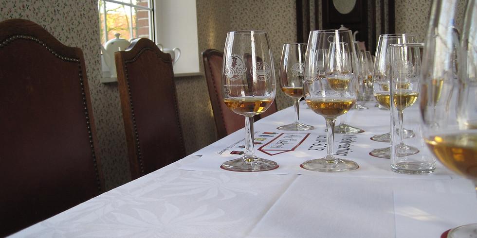 Whisky Tasting im Februar