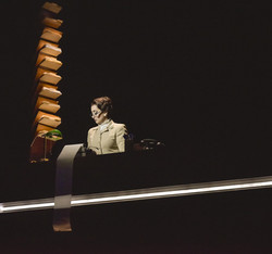 Jennifer Panara as The Secretary