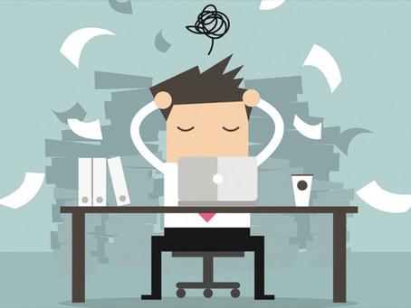 4 career coaching στρατηγικές για να διαχειριστείτε το εργασιακό άγχος