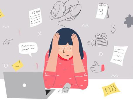 Άγχος - Ο μόνος τρόπος να το αντιμετωπίσεις είναι να το διαχειριστείς