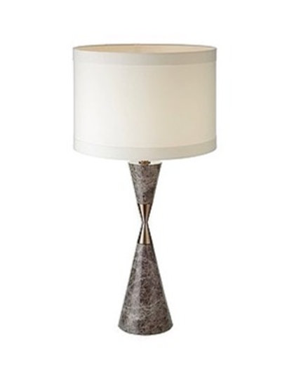 Camille Marble Table Lamp