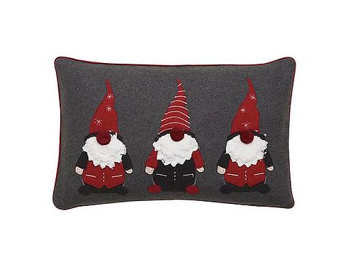 Santas Trio Cushion