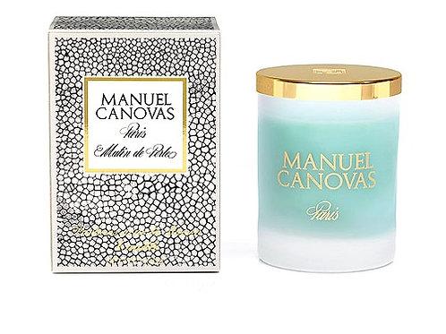 Manuel Canovas Martin de Perles Candle 200g