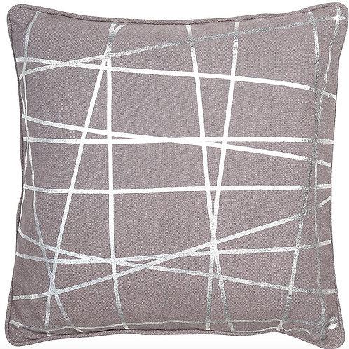 Mocha Laser Cushion 45x45cm