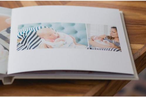 10 x 10 Album- Layflat Pages