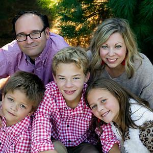 Anderson Family Christmas Mini