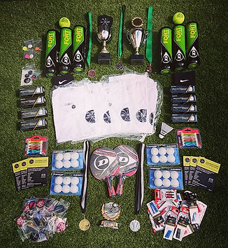 Just a selection of prizes you can win p