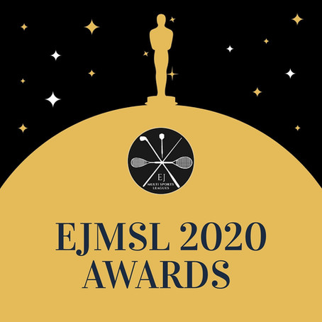 Our 2020 End of Year Award Winners