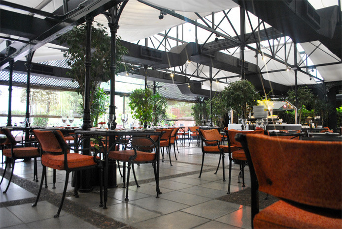 Hotel-Intercontinental-Buenos-Aires-restaurante