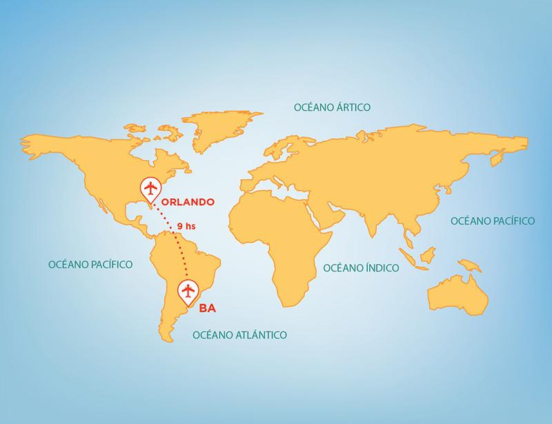 FarFromBA_Disney_Orlando_TuristaEnBuenosAires_Mapa