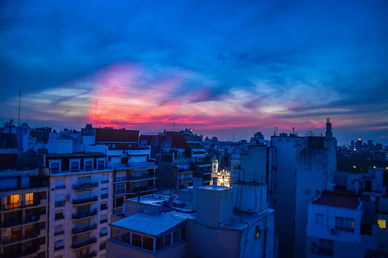 Hotel_Alvear_roof_bar_turista_en_Buenos_Aires_Sunset