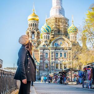 #FarFromBA: San Petersburgo