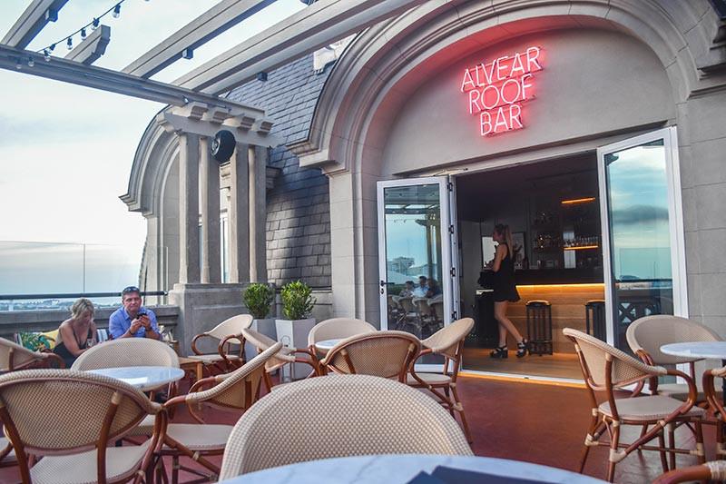 Hotel_Alvear_roof_bar_turista_en_Buenos_Aires_Cocktails