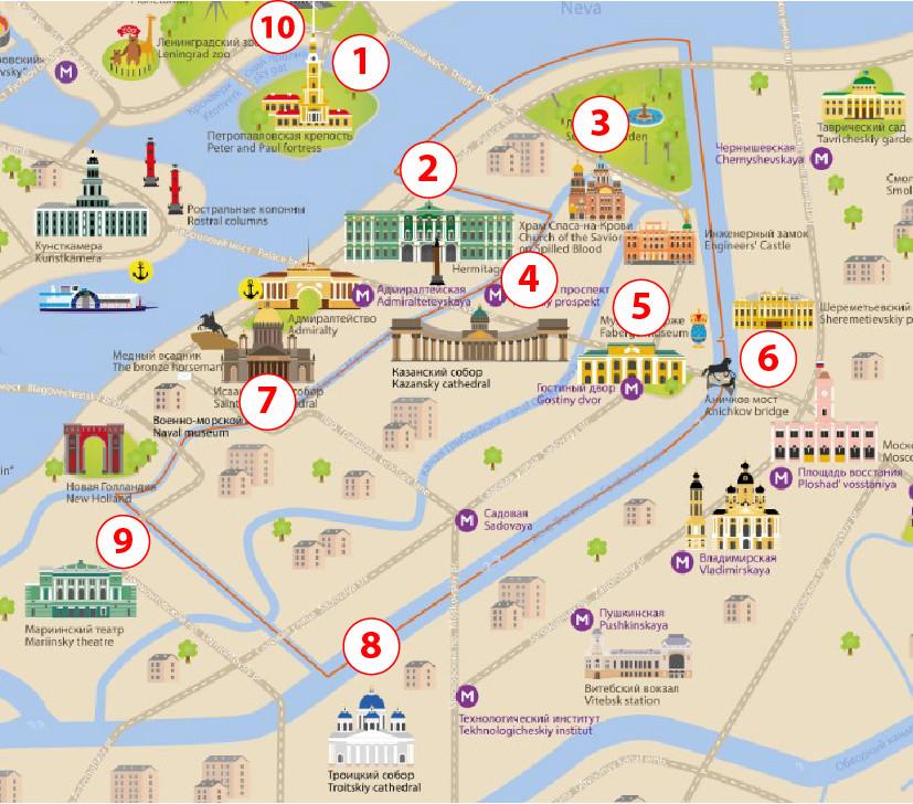 Rusia_SanPetersburgo_FarFromBA_TuristaEnBuenosAires_mapa