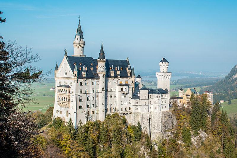 FarFromBA_Alemania_Germany_Castillo_ReyLoco_Neuschwanstein_TuristaEnBuenosAires_