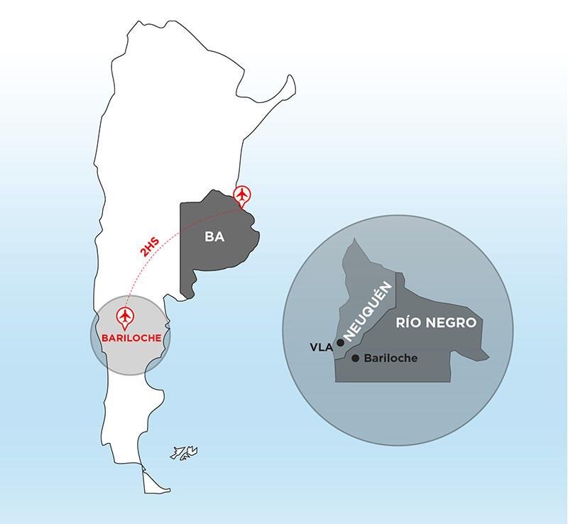 Near_BA_Turista_BuenosAires-PAtagonia_VIllaLaAngostura_BAriloche_Mapa