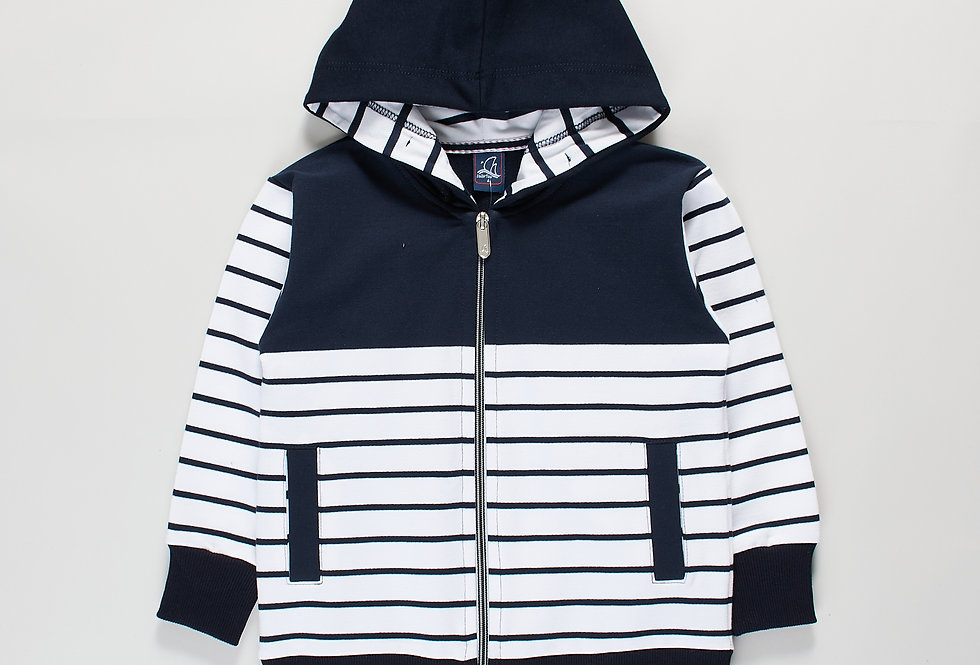 Cotton hoodie Noa