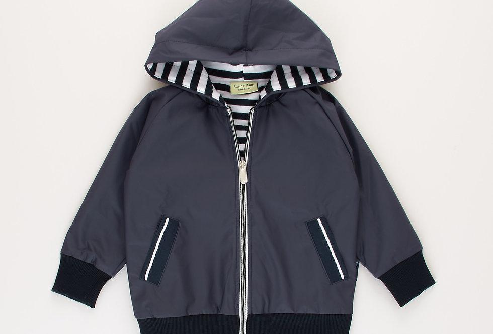 Hooded Jacket - W