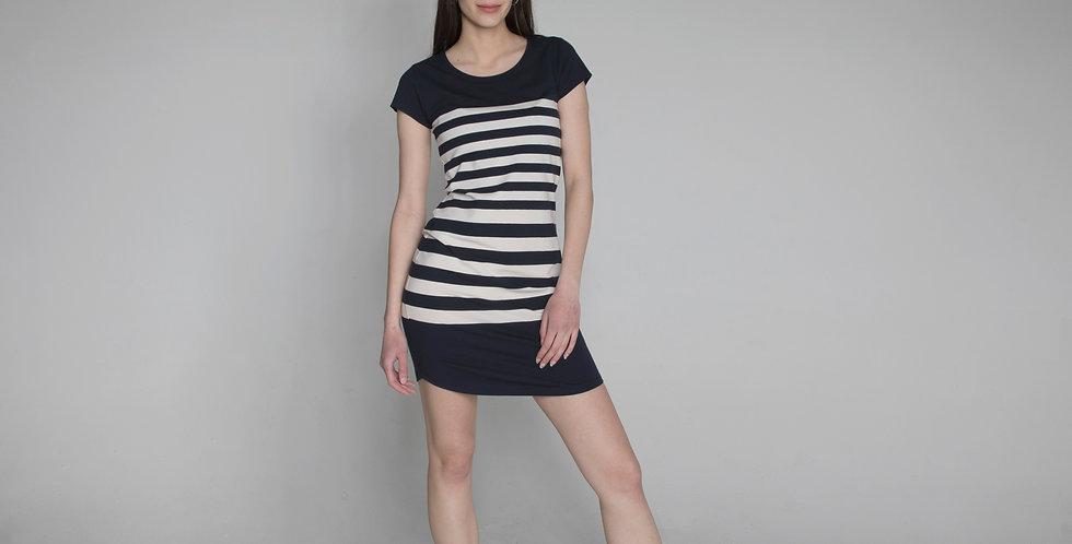 Short sleeve dress Isabel
