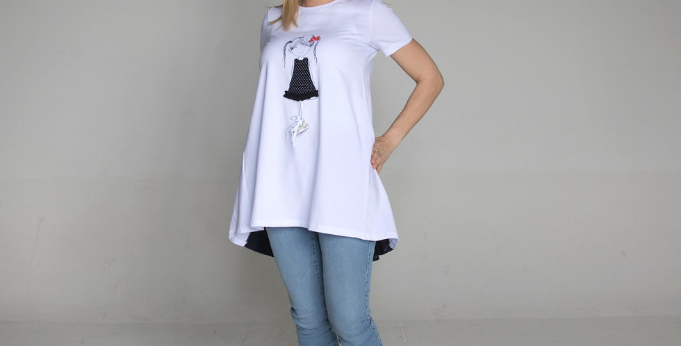 Short sleeve tunic Tara