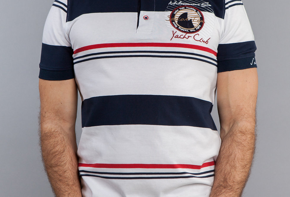 Classic Fit Cotton Polo Team