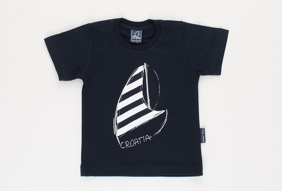 Cotton t-shirt Boat
